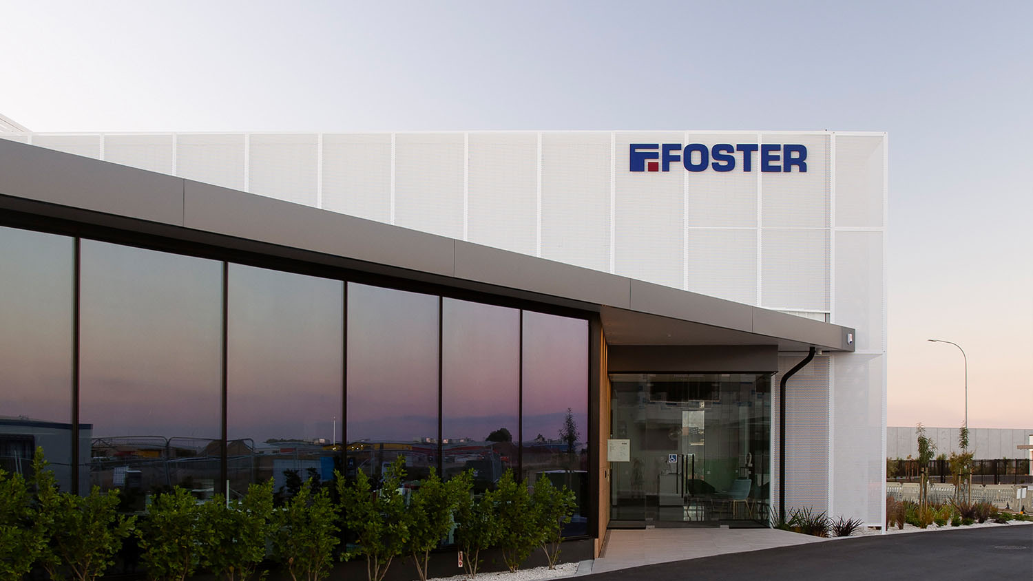 Fosters Headquarters