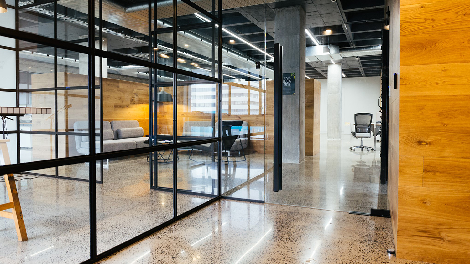 Talking Tech Fit-out